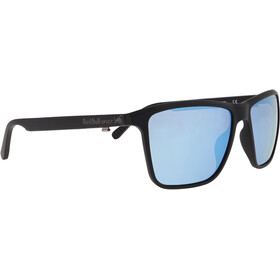 Red Bull SPECT Blade Sunglasses Men, matt black/smoke-ice blue mirror